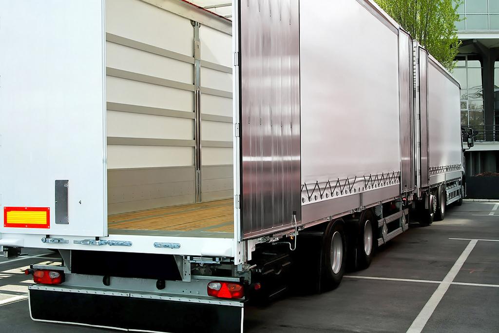 Уплотнитель для дверей фургонов