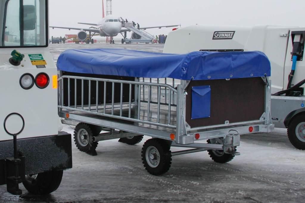 Колёса для багажных тележек